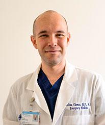 Adrian Thomas, MD/MS